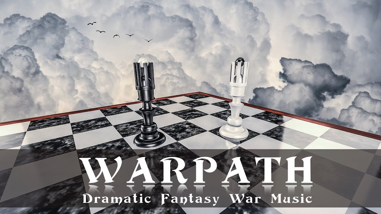 Dramatic Fantasy War Music (WarPath) - Powerful Epic Celtic Dark Fantasy Track MusicMindMagic