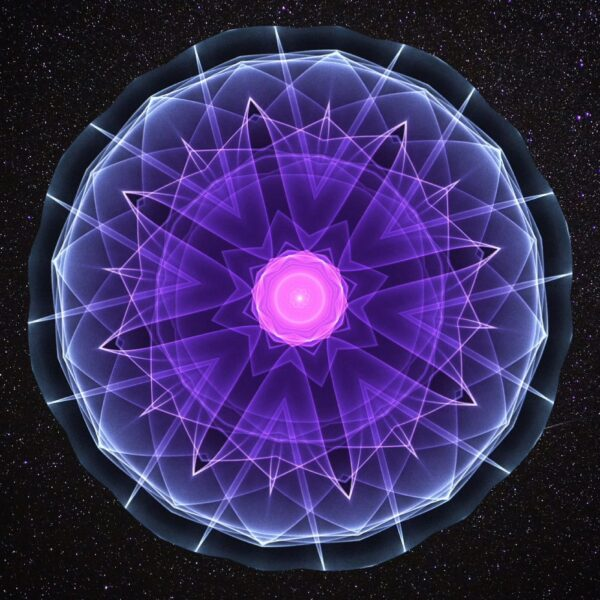 5th Dimension Frequency Meditation Music 528 Hz