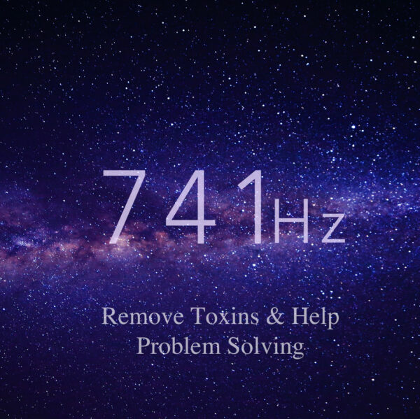 Solfeggio 741 Hz Frequency ⎜Cleanse Cells