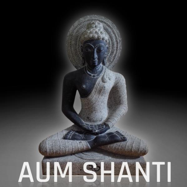 AUM Shanti Shanti Shanti – Peace mantra
