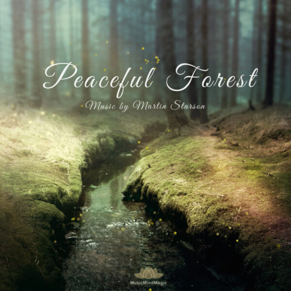 Piano & Nature Sounds 1 Hour 'Peaceful Forest'