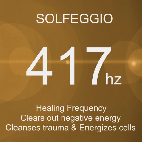 Solfeggio 417 Hz Healing Frequency