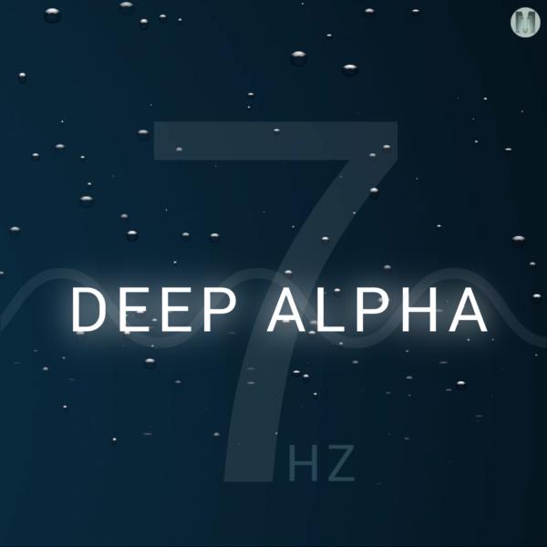 Deep Alpha Binaural Beats 15 min.