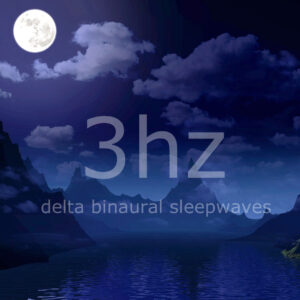 8 hours Deep Sleep Music Calming Delta Waves