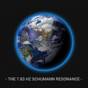 The 7.83 Hz Schumann Resonance Earth Heartbeat