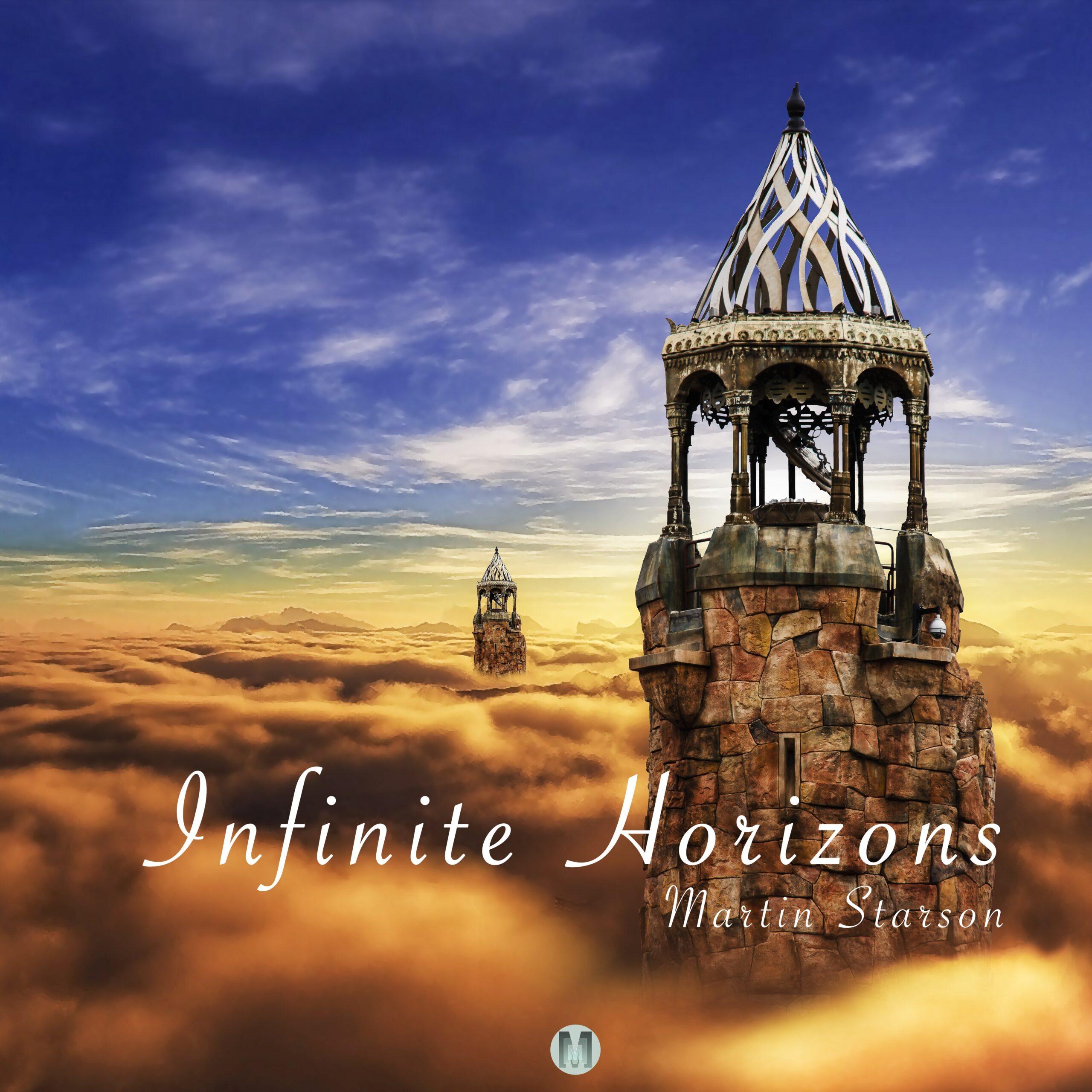 Celtic Fantasy Music 'Infinite Horizons' Harp