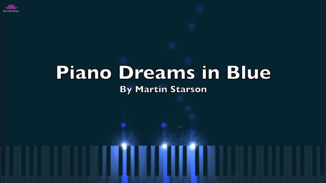 Sad emotional piano and violin duet 'Piano Dreams in Blue'