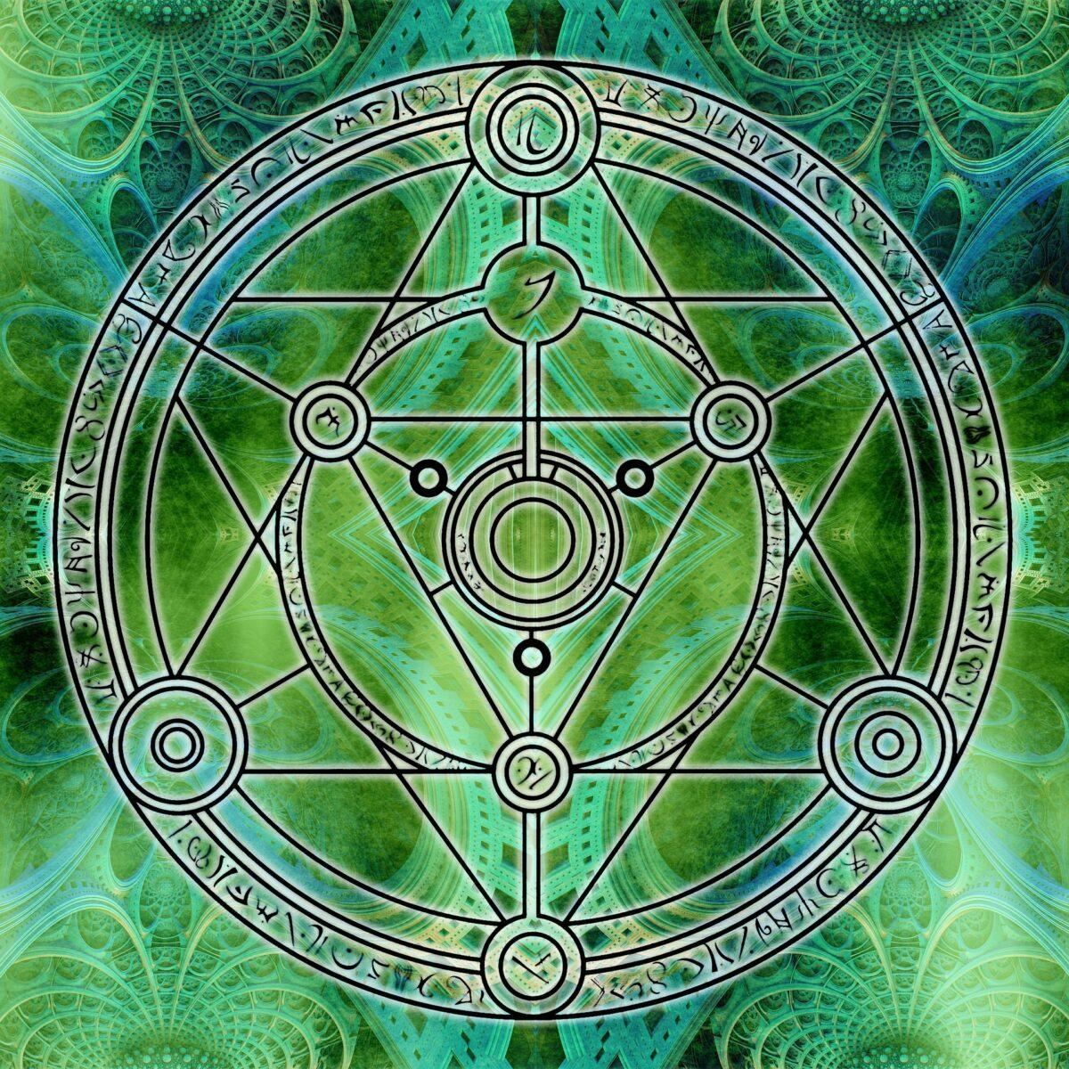 sacred geometry solfeggio